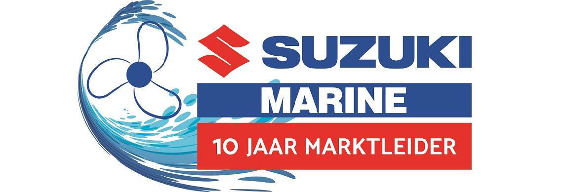 Suzuki Marine 10 jaar marktleider in Nederland