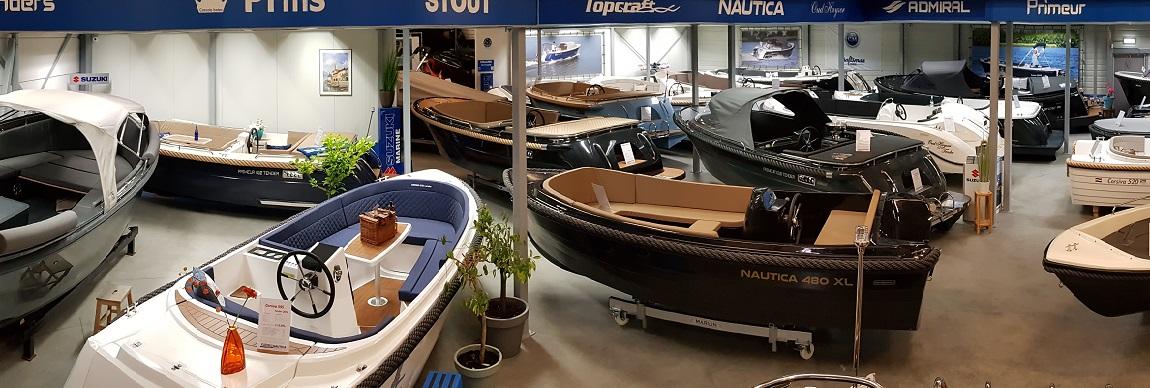 Showroom boten