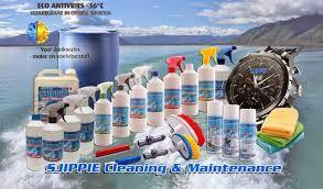 Sjippie schoonmaak middelen