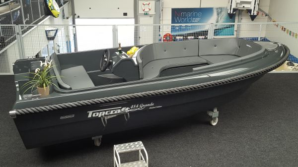 Topcraft 484 Grande Limited sloep Special Editions