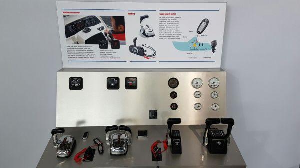 Opbouw mogelijkheden met Suzuki motoren
