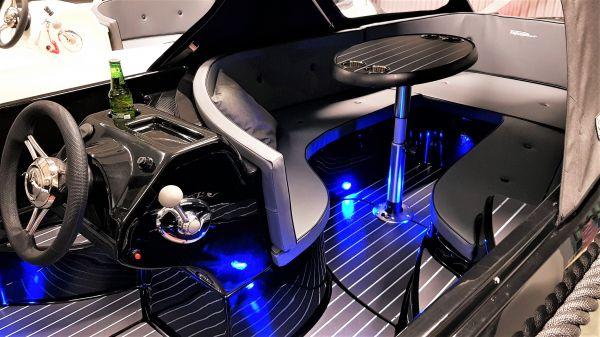 Topcraft 484 BLACK edition | Suzuki 15 Pk & meer
