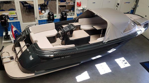 Primeur 700 Tender & Craftsman 42 full options
