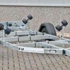 Kalf 750 boottrailer gebruikt
