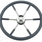 Stuurwiel 55 cm Allpa 6-Spaaks stuurwiel 'Type 9'
